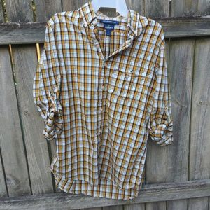 Old navy long sleeve button up size S/P